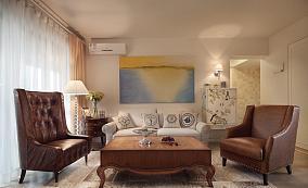 美式一居室装修图