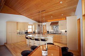 美式厨房家装设计