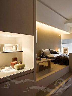 现代家装小户型装修图设计