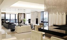 新古典风二居室效果图设计