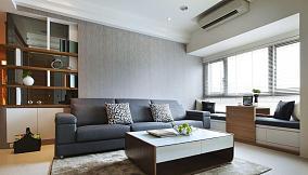日式家居三居室效果图