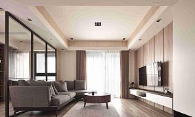 家居时尚现代格调四居装修图