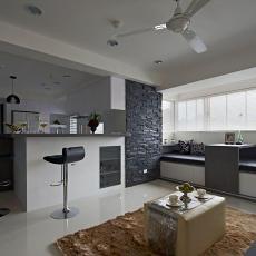 现代风家装公寓设计