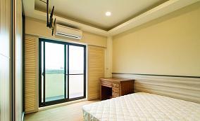 日式时尚家装卧室窗户设计