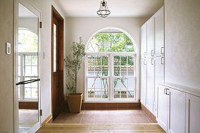 家装时尚日式风阳台装修
