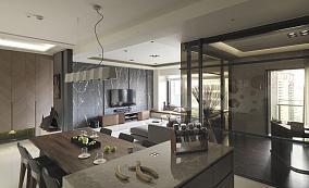 家居时尚现代风四居装修图