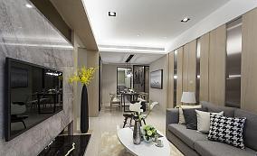 中式家居时尚三居装修