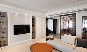 中式居家时尚风三居设计