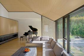 日式装修风格客厅效果图片
