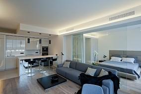 简约舒适系列一居室装修风格