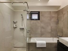 休闲雅致系列卫生间装修效果图家装装修案例效果图