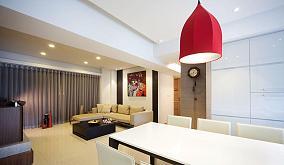 现代化清新浪漫一居室装修效果图