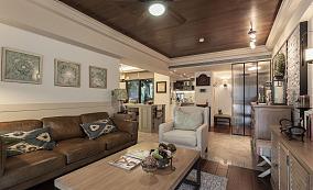 美式风格格调两居室图片