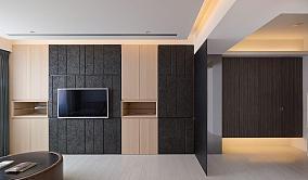 美观时尚工业风一居室装修效果图