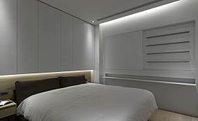 简约舒适卧室设计效果图
