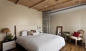 质朴优雅卧室设计效果图
