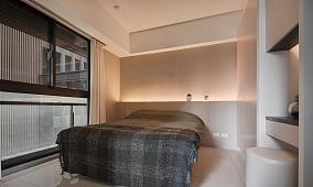 雅致都市风卧室设计效果图