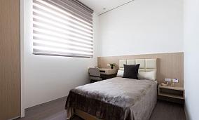 雅致低奢卧室设计效果图