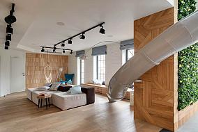 简约风温馨简单一居室效果图