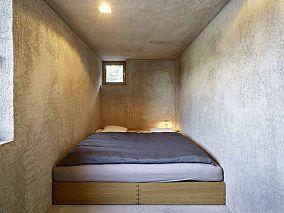 古朴小空间卧室装修效果图