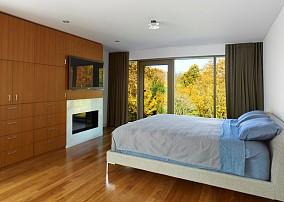 舒适大方时尚卧室装修效果图
