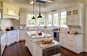 低调厨房壁橱颜色图片