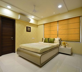 气质简洁卧室设计图片大全