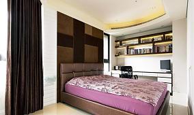 潮流都市化卧室设计图片大全