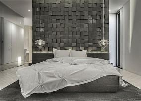 简洁舒适的卧室装修图片大全