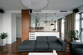 现代风轻奢低调感一居室欣赏图