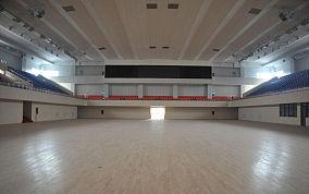 大型体育馆装修设计图