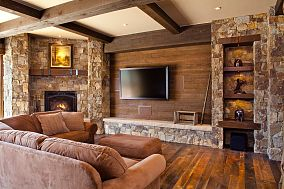 壁纸客厅电视背景墙