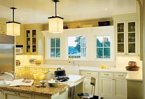 厨房窗户装修效果图片