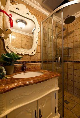 卫生间橱柜装修效果图