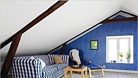 2018精选87平米小户型客厅装修实景图片