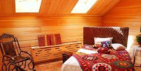 日式阁楼卧室