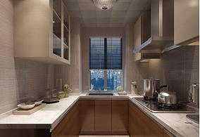 装修小厨房效果图
