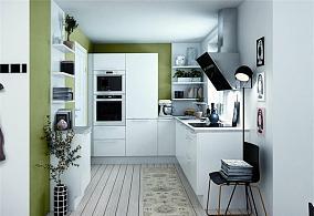 自建厨房灶台