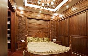 木质衣柜效果图