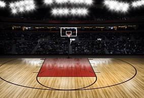室内篮球场装修