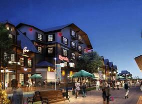 商业街空间设计