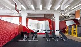 健身房室内设计