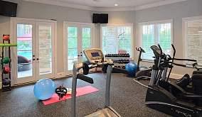 室内健身房设计