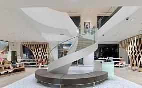 鞋店展厅设计