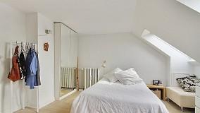 简约式风格阁楼卧室装修效果图片