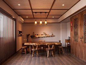 中式茶馆装修