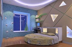 地中海风格儿童卧室