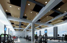 健身房简单装修