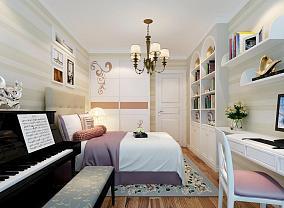 现代简约欧式风格卧室衣柜