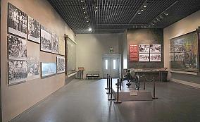 文化展厅设计效果图